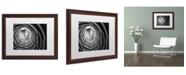 "Trademark Global Moises Levy 'Pozo' Matted Framed Art - 20"" x 16"" x 0.5"""