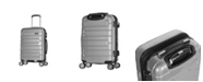 "Olympia USA Nema 22"" Carry-On PC Hardcase Spinner"