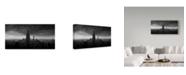 "Trademark Global Wim Schuurmans 'New York Rockefeller View' Canvas Art - 47"" x 24"" x 2"""