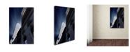 """Trademark Global Sebastien Del Grosso 'Skyscraper' Canvas Art - 47"""" x 30"""" x 2"""""""