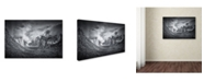 "Trademark Global Mike Leske 'Yosemite Valley' Canvas Art - 19"" x 12"" x 2"""
