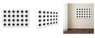 "Trademark Global Stefan Eisele 'Cups' Canvas Art - 24"" x 16"" x 2"""