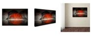 "Trademark Global Wieteke de Kogel 'Avocado' Canvas Art - 47"" x 30"" x 2"""
