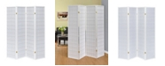 Coaster Home Furnishings Plainview 4-Panel Folding Screen