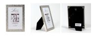 "Lawrence Frames Silver Shimmer Metal Picture Frame - 4"" x 6"""