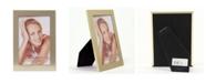 """Lawrence Frames Brushed Gold Aluminium - 4"""" x 6"""""""