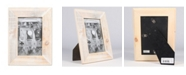 """Lawrence Frames Sarasota Whitewash and Weathered Natural Wood Picture Frame - 4"""" x 6"""""""