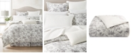 Hotel Collection CLOSEOUT! Classic Botanical Toile King Comforter, Created for Macy's