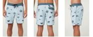 """O'Neill Men's Hyperfreak Fanfare Printed 18"""" Board Shorts"""