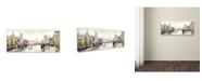 "Trademark Global The Macneil Studio 'Cambridge Spires' Canvas Art - 10"" x 24"""