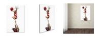 "Trademark Global The Macneil Studio 'Cheerleaders' Canvas Art - 12"" x 19"""