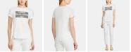 Lauren Ralph Lauren Graphic-Print Logo Cotton T-Shirt