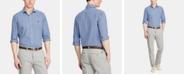 Polo Ralph Lauren Men's Classic Fit Plaid Performance Sport Shirt