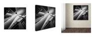 "Trademark Global Rob Cherry 'Uptown' Canvas Art - 18"" x 18"""