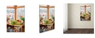 "Trademark Global The Macneil Studio 'Potting Shed' Canvas Art - 16"" x 24"""