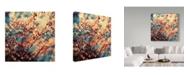 "Trademark Global Incredi 'By The Lake' Canvas Art - 24"" x 24"""