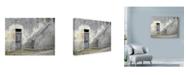 "Trademark Global Liz Zernich 'Trip 2' Canvas Art - 19"" x 14"""
