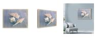 "Trademark Global Margaret Wilson 'Shell Faded Bluwood' Canvas Art - 24"" x 18"""