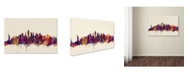 "Trademark Global Michael Tompsett 'New York City Skyline' Canvas Art - 30"" x 47"""