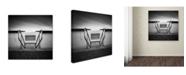 "Trademark Global Rob Cherry 'Milford' Canvas Art - 35"" x 35"""