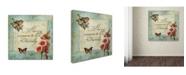 "Trademark Global Stephanie Marrott 'Someone To Love' Canvas Art - 24"" x 24"""