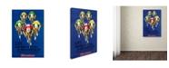 "Trademark Global Lantern Press 'People 26' Canvas Art - 22"" x 32"""