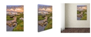 "Trademark Global Lantern Press 'National Park 11' Canvas Art - 22"" x 32"""