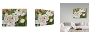 "Trademark Global Joanne Porter 'Magnolia Tree' Canvas Art - 35"" x 47"""