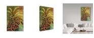 "Trademark Global Joanne Porter 'Coleus And Grasses' Canvas Art - 22"" x 32"""