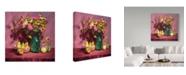 """Trademark Global Steve Henderson 'September' Canvas Art - 35"""" x 35"""""""