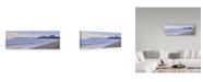 """Trademark Global Ron Parker 'Long Beach Evening' Canvas Art - 6"""" x 19"""""""