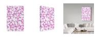 "Trademark Global Louisa Hereford 'Animal' Canvas Art - 22"" x 32"""