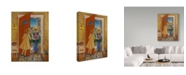 "Trademark Global Tricia Reilly-Matthews 'Love Of My Life' Canvas Art - 24"" x 32"""
