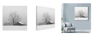 "Trademark Global Nicholas Bell Photography 'Townsend Winter' Canvas Art - 35"" x 35"""