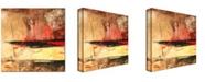 "Trademark Global Joarez 'Dominate' Canvas Art - 24"" x 24"""