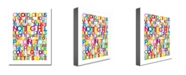 "Trademark Global Michael Tompsett 'London Destinations' Canvas Art - 47"" x 35"""