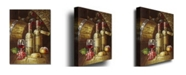 "Trademark Global Rio 'Napa Valley II' Canvas Art - 32"" x 26"""