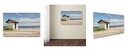 "Trademark Global Lois Bryan 'Greenwich Point' Canvas Art - 22"" x 32"""