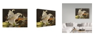 "Trademark Global Rusty Frentner 'Love Lies Bleeding' Canvas Art - 14"" x 19"""
