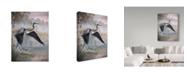 "Trademark Global Wilhelm Goebel 'Secluded Cove' Canvas Art - 14"" x 19"""