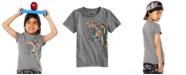 Epic Threads Little Boys Painted Tiger T-Shirt, Created for Macy's
