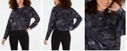 Nike Women's Dri-FIT Camo Fleece Training Top