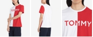 Tommy Hilfiger Men's Berra Colorblocked Logo Graphic T-Shirt