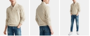 Polo Ralph Lauren Men's Double-Knit Jersey Sweater