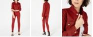 Juicy Couture Printed Denim Jacket