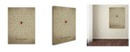 "Trademark Global Christian Jackson 'Pied Piper' Canvas Art - 14"" x 19"""