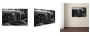 "Trademark Global Jason Shaffer 'Case 2' Canvas Art - 19"" x 12"""