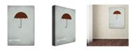 """Trademark Global Christian Jackson 'Mary Poppins' Canvas Art - 47"""" x 30"""""""