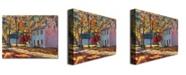 "Trademark Global David Lloyd Glover 'Pennsylvania Colors' Canvas Art - 32"" x 24"""