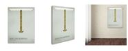 "Trademark Global Christian Jackson 'Jack and the Beanstalk' Canvas Art - 19"" x 14"""